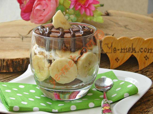 Çikolatanın Muza Çok Yakıştığını Gösteren 10 Haklı Tatlı Tarif