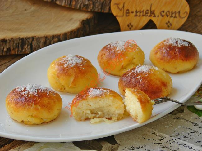 Şerbetli Peynir Tatlısı