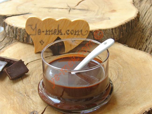 Çikolatalı Ganaj Yapımı