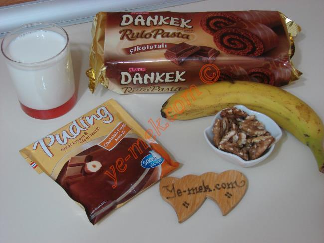 Dankekli Muzlu Çikolatalı Baton Pasta 7