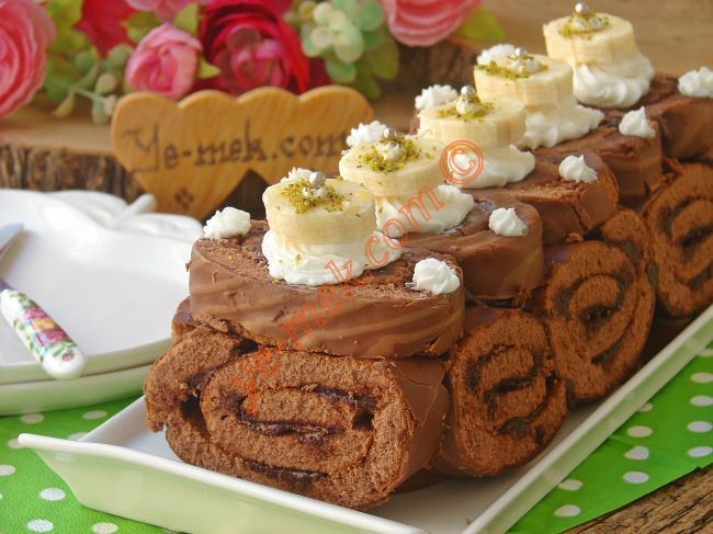 Dankekli Muzlu Çikolatalı Baton Pasta 13