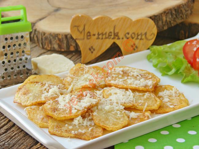 Parmesanlı Patates Kızartması Tarifi, Nasıl Yapılır ...