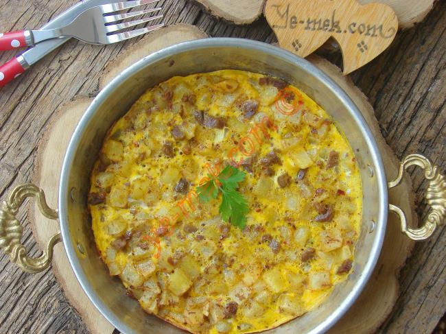 Sahur Sofraları İçin Yumurtalı Kahvaltılık Tarifler