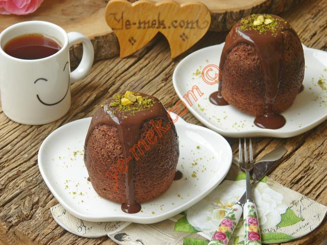 Kakaolu Nemli Kek