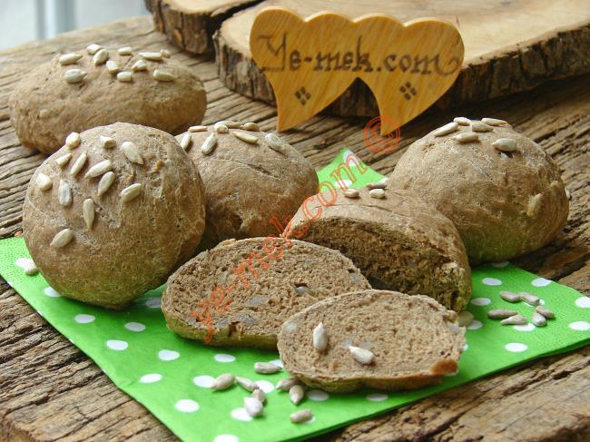 Mayalı Çavdar Ekmeği Tarifi