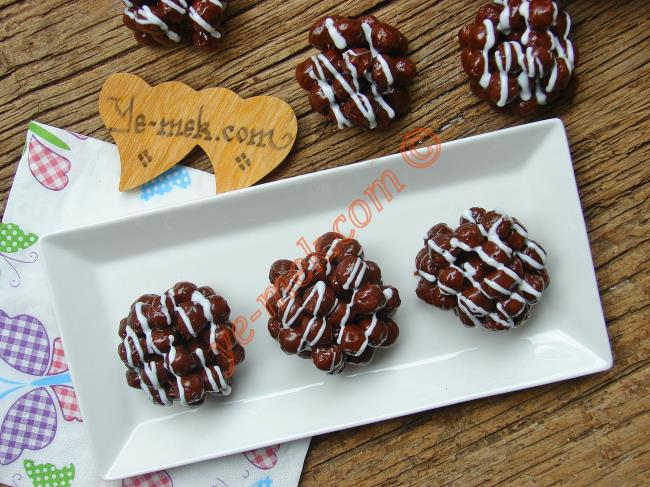 Metro Çikolatalı Coco Pops Topları