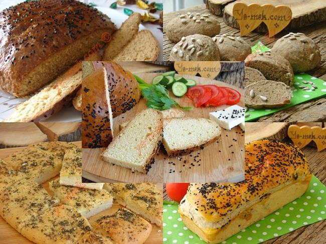 Evde Ekmek Hamuru Nasıl Yapılır
