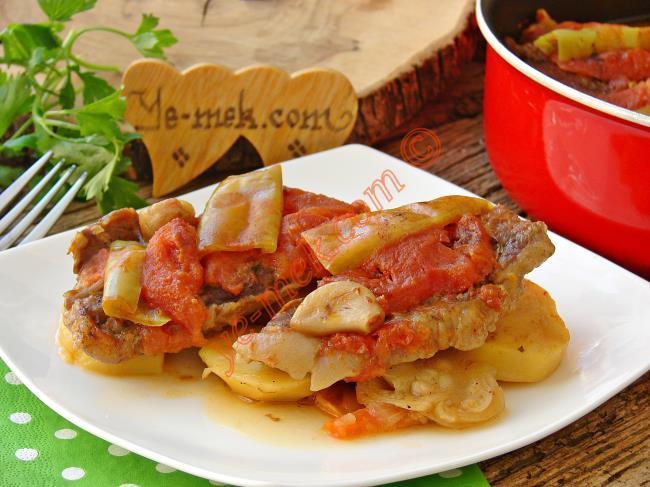 Patatesli Havuçlu Karnabahar Yemeği