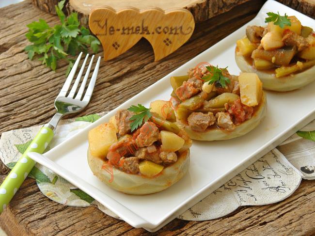 Patlıcanlı Yemek Tarifleri