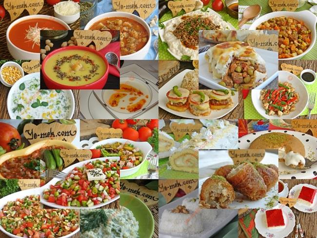 Kolay iftar menüsü
