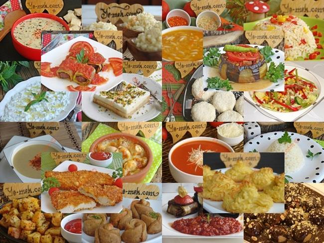 Ramazan İftar Yemekleri Tarifleri