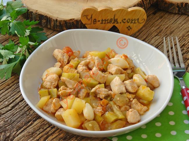 Tavuklu Sulu Yemekler