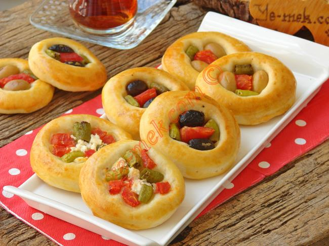Mayalı Mini Pizza