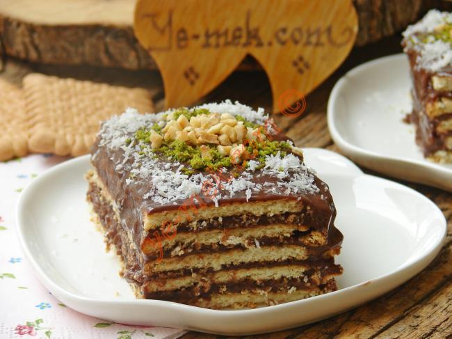 Değişik Bisküvili Pasta Tarifleri