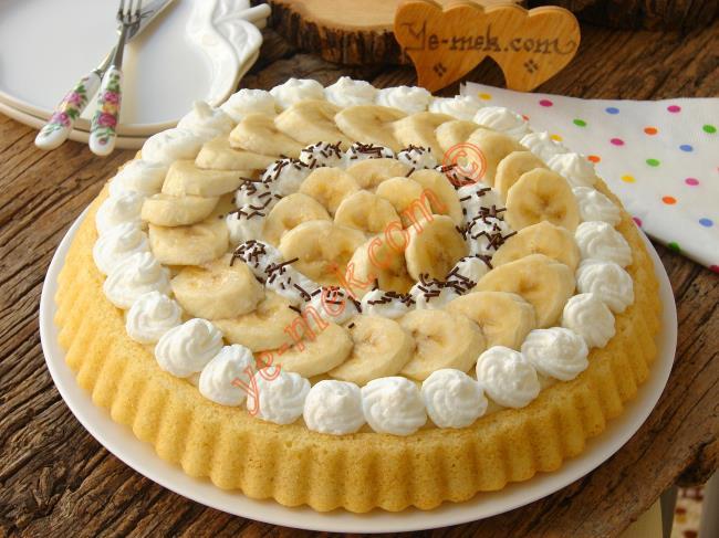 Muzlu Yaş Pasta Tarifi