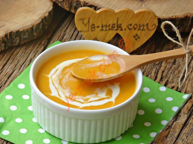 Balkabağını Seviyorsanız, Çorbasına Bayılacaksınız : Balkabağı Çorbası