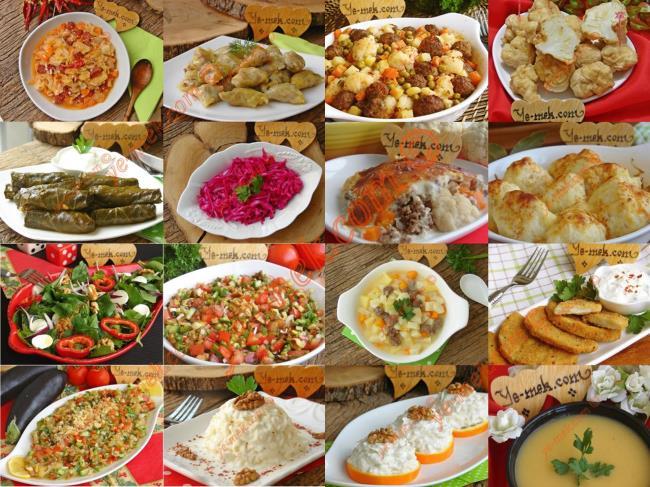 Kasım Ayında Hangi Sebze, Meyve ve Balık Yenir?