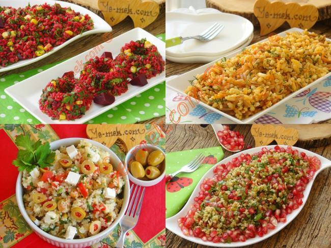 Kış için lezzetli salatalar nasıl hazırlanır - bazı iyi tarifler