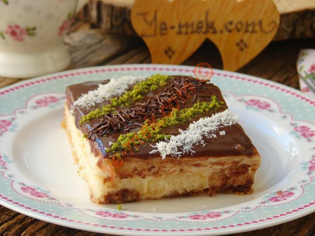 Bisküvili Pasta Tarifleri