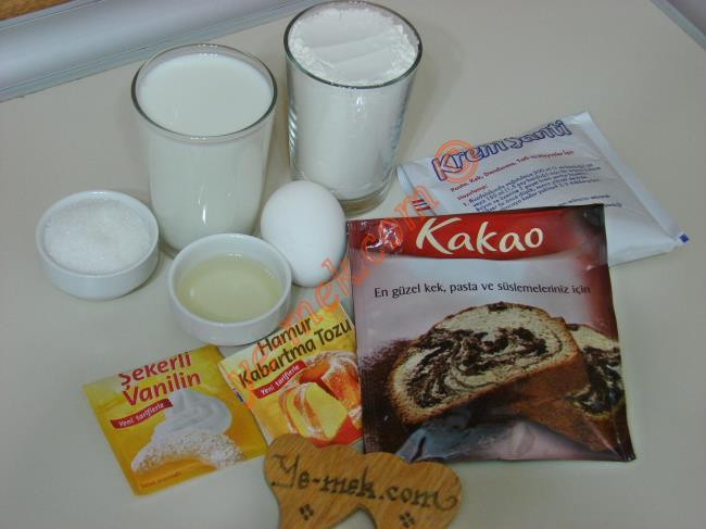 Gelin Çantası Pastası Malzemeleri