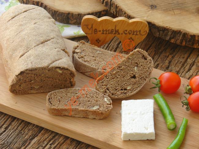 Diyet Kepekli Ekmek Tarifi