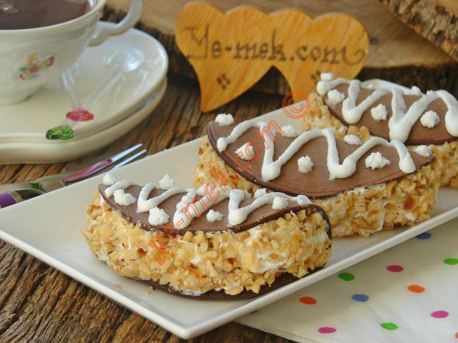 Kakaolu Krep Pasta