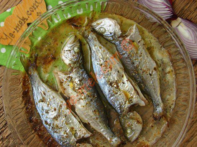 Fırında Balık Nasıl Pişirilir Video