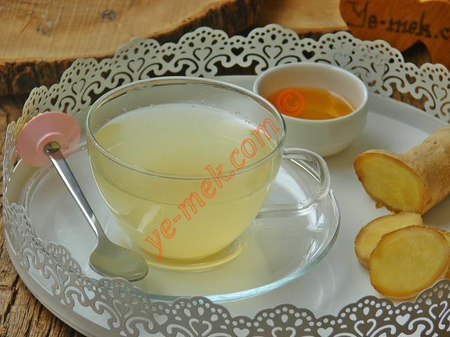 Ayça Kaya Yağ Yakan Çay Tarifi