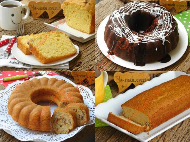 Tatlı Kek Tarifleri