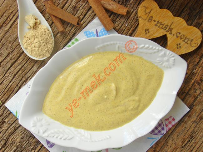 Göbek Eriten Limonlu Yoğurt Kürü Tarifi