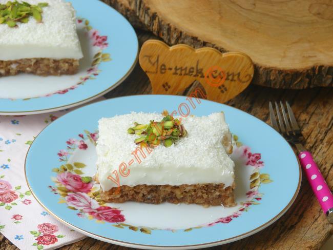 Kıbrıs Tatlısı Nurselin Mutfağı