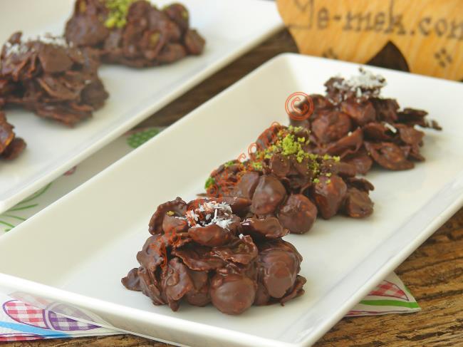 Çikolatalı Fındıklı Tarif