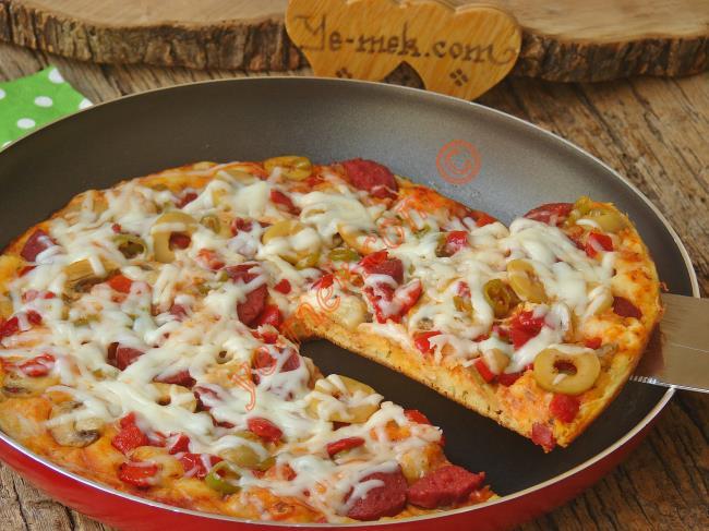 Tavada Kolay Pizza Oktay Usta