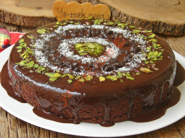 Teflon Tencerede Kek Nasıl Yapılır