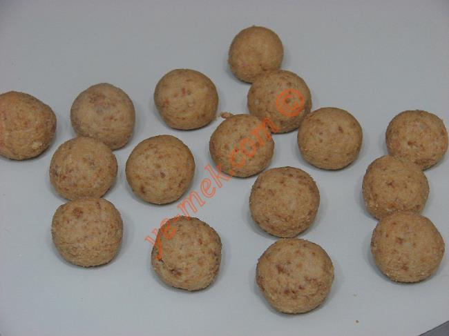 Tiramisu Topları
