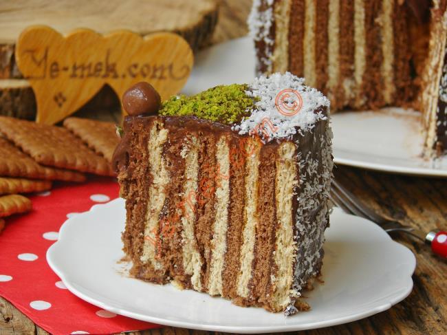 Yulaflı Bisküvili Porsiyonluk Pasta Nasıl Yapılır