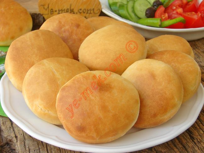Fırında Ekmek Yapımı