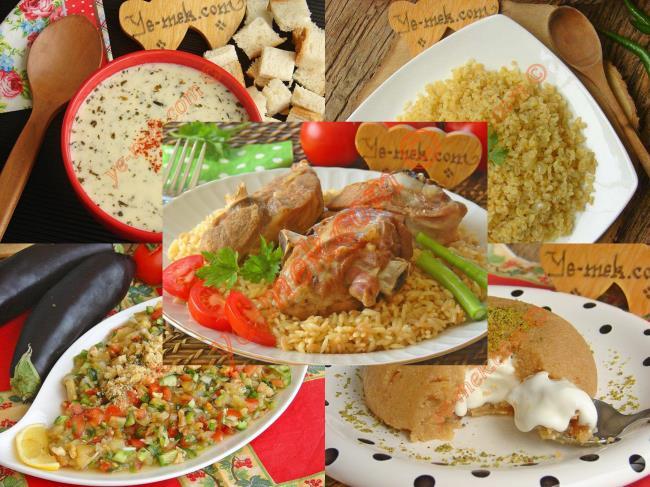 Iftar sofrası yemekleri — Görsel Yemek Tarifleri Sitesi ...