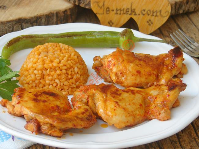 Fırında Tavuk Pirzola Nasıl Yapılır