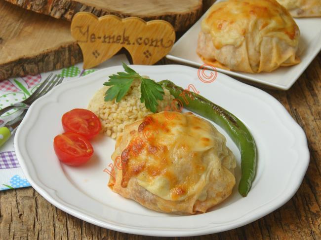 Tavuklu Yemeklerin En Güzeli : Tavuklu Sultan Kebabı