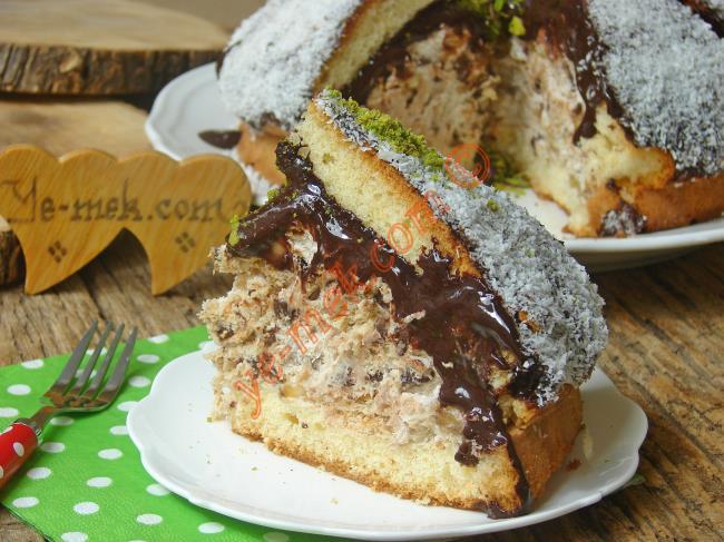Muhteşem Görünümlü, Pratik Ve Lezzetli : Yanardağ Pasta
