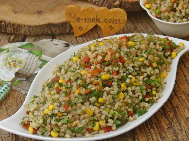 Buğday Salatası Tarifleri