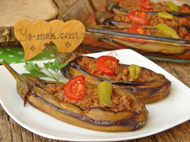 Patlıcan Yemeklerinin En Lezzetlisi : Karnıyarık