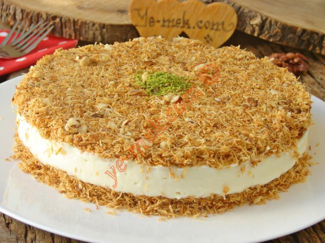 Balkabağı Pasta Tarifi