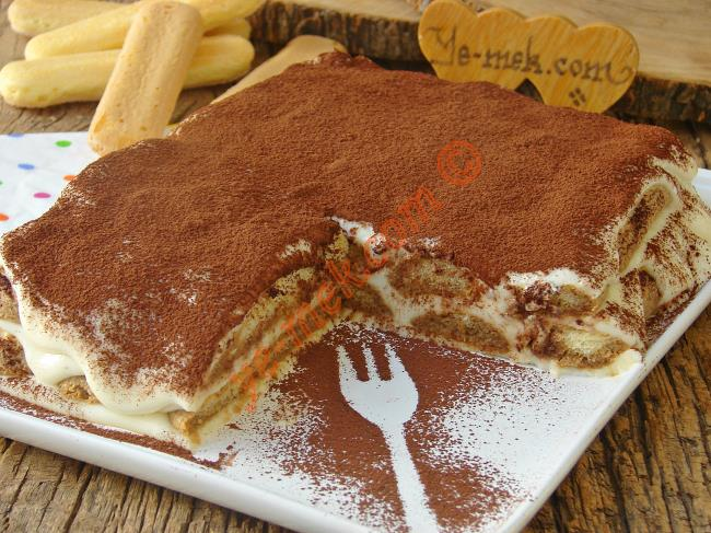 Tiramisu Pasta Nasıl Yapılır