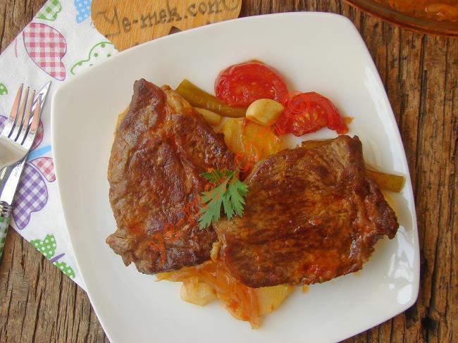 Fırında et yemeği — Görsel Yemek Tarifleri Sitesi - Oktay ...