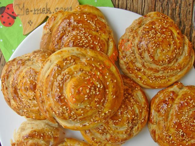 Tatlı Çörek Tarifleri