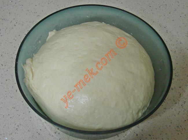 Tahinli Rulo Çörek