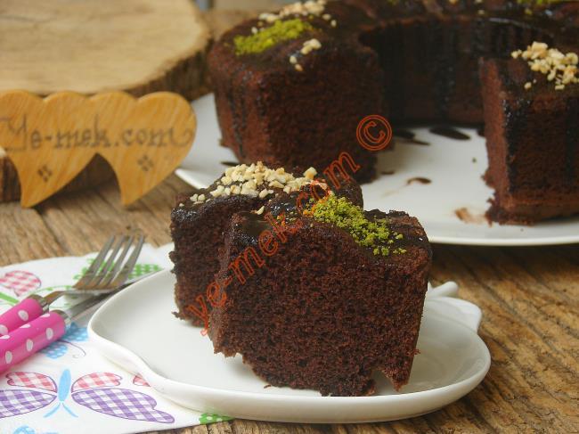 Aromasıyla Lezzetli ve Oldukça Pratik : Çaylı Kek