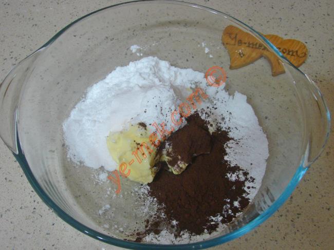Kakaolu Un Kurabiyesi